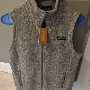 Women's Patagonia sweater vest